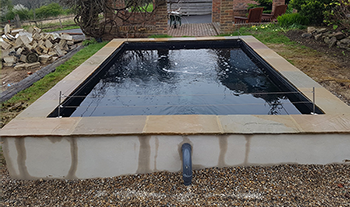 Pond and Koi Specialists in East Sussex pond builds