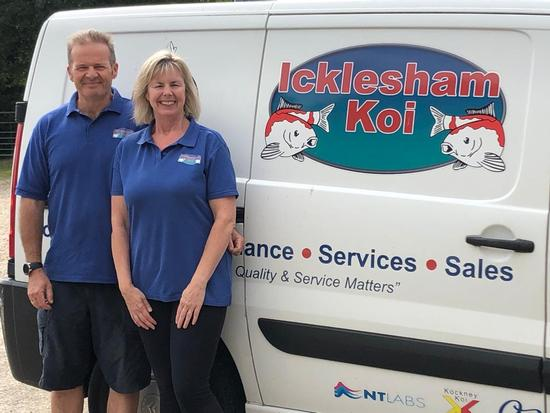 Pond & Koi Specialists in East Sussex Service