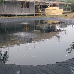 Pond & Koi Specialists in East Sussex pond liner installation