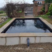 Pond & Koi Specialists in East Sussex pond builds
